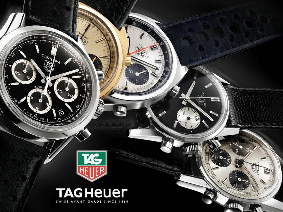 "1911年,豪雅tag heuer为飞机和汽车仪表盘专门设计的""time of trip"