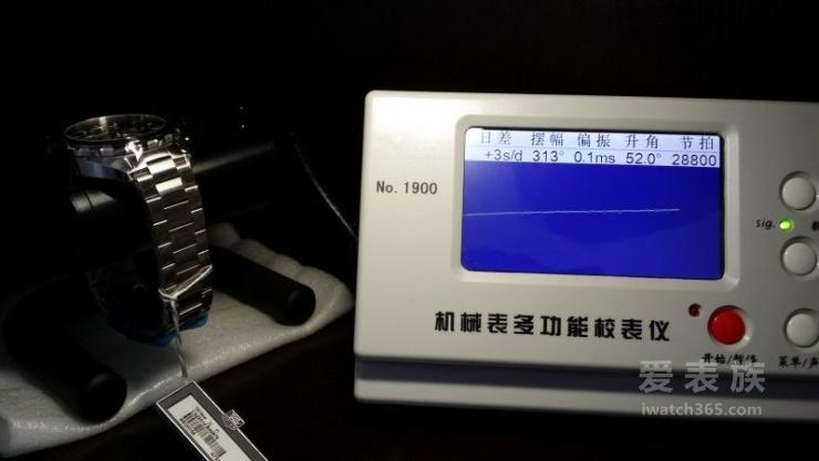 豪雅F1系列CAZ2010.BA0876 大表盘作业,几经波折后终于到手了一块完美的爱表!