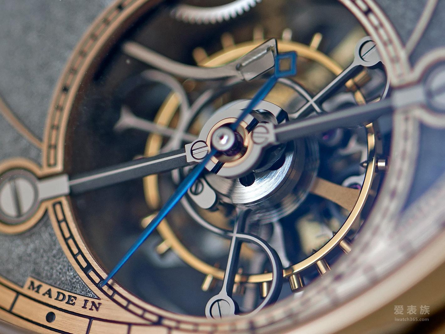 朗格200周年收官之作---1815 Tourbillon Handwerkskunst 手工雕刻陀飞轮腕表
