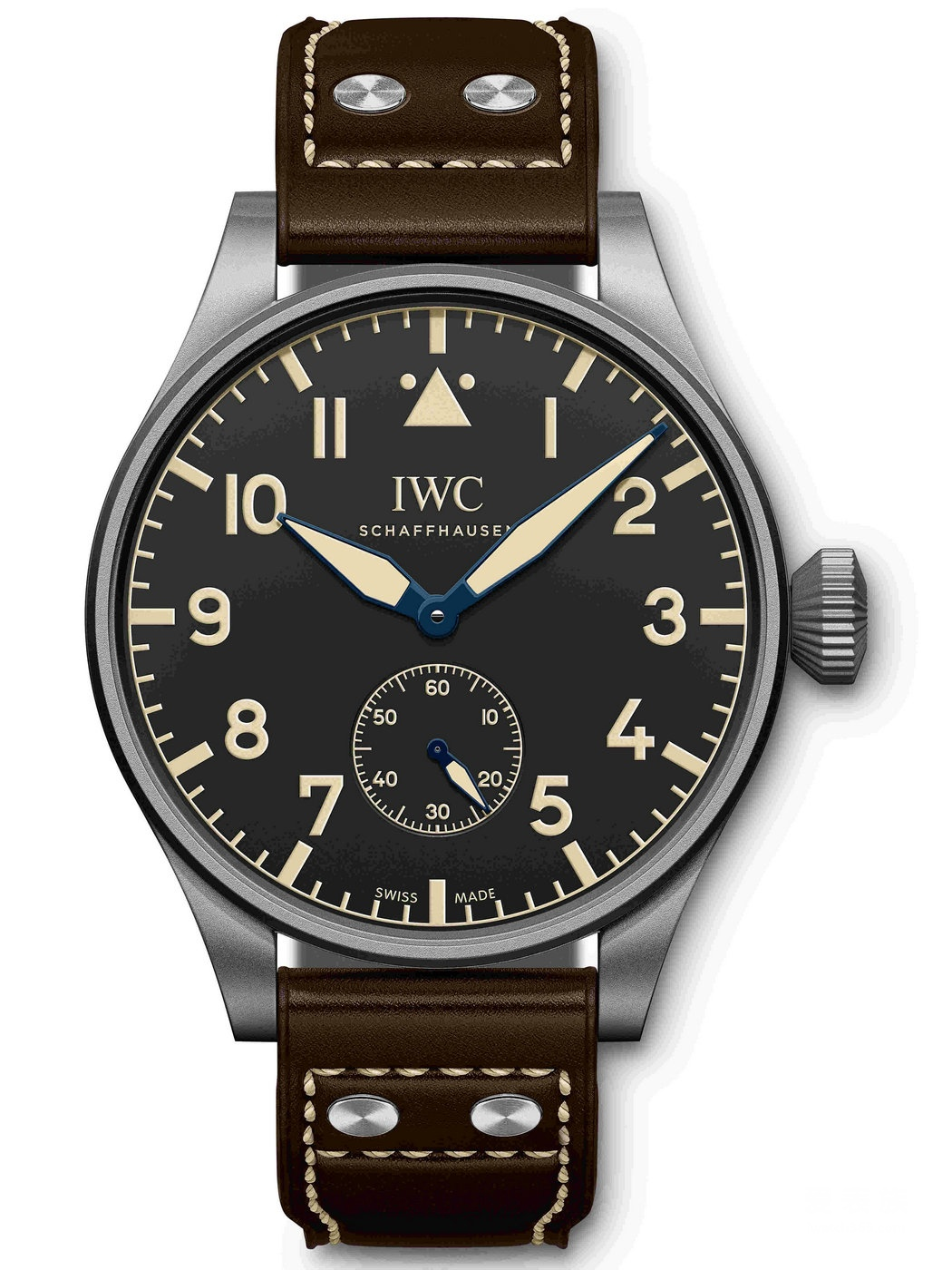 [2016年sihh日內瓦國際鐘表展]iwc萬國表大型飛行員傳承腕表 大型飛行圖片