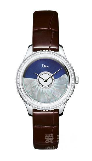 2015巴塞尔Dior最新款:Dior VIII系列优雅醒目