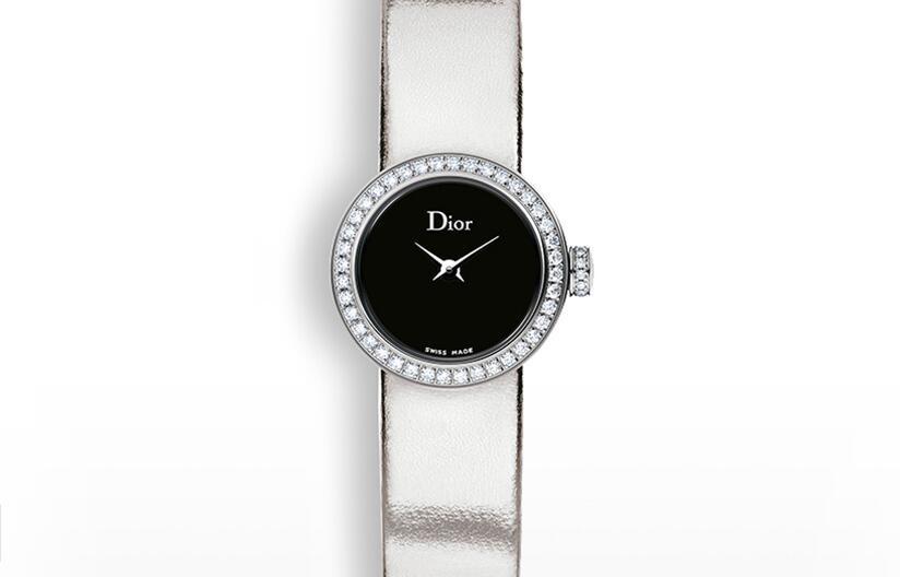 不看不知道的时尚——迪奥LA D DE DIOR系列手表