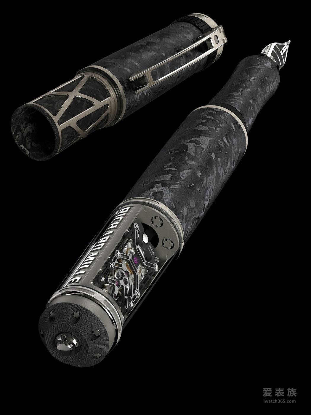 [2016年SIHH日内瓦国际钟表展]RICHARD MILLE自动墨水笔
