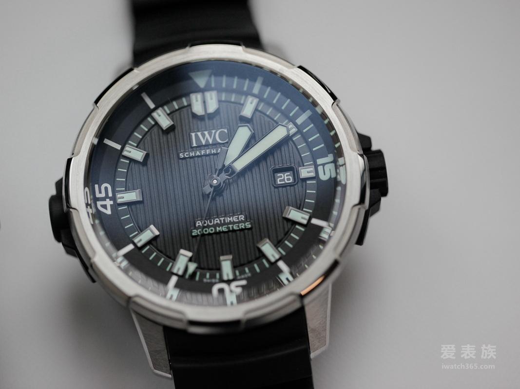 IWC万国新海洋2000自动潜水表Ref. 3580