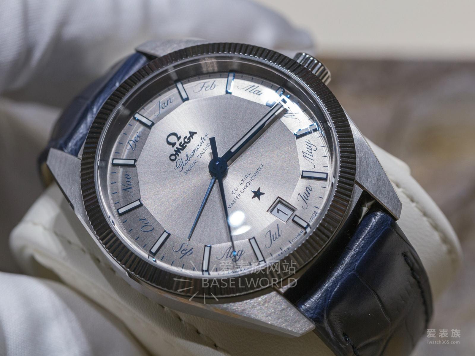 2016巴塞尔表展欧米茄新款手表导读图片
