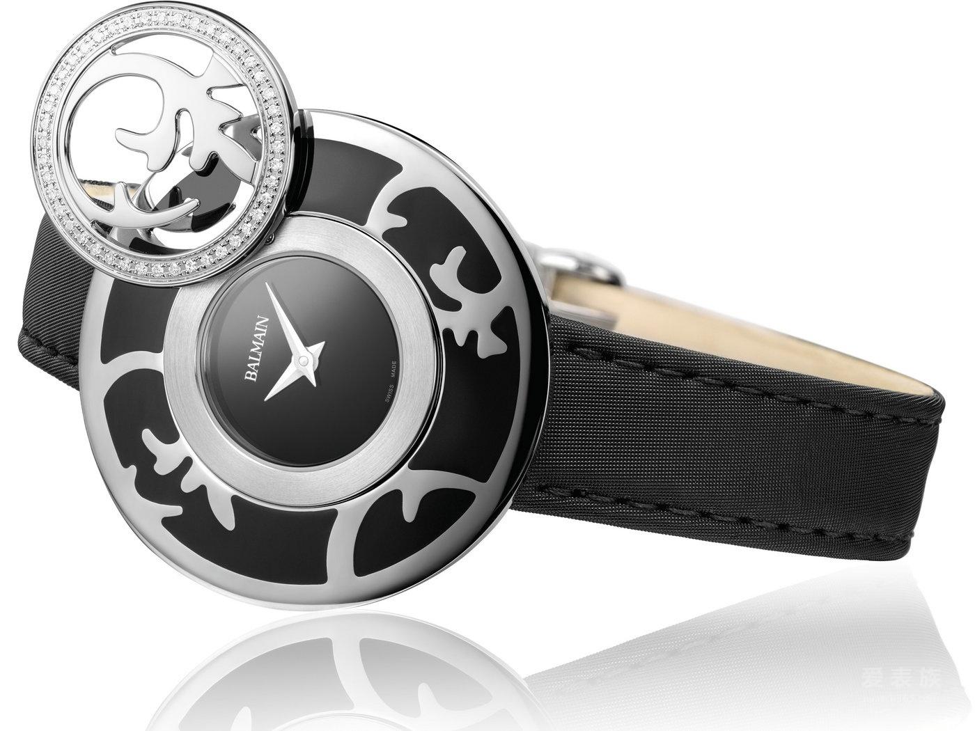 【2016巴塞尔国际钟表展】专为秘密时刻而设计