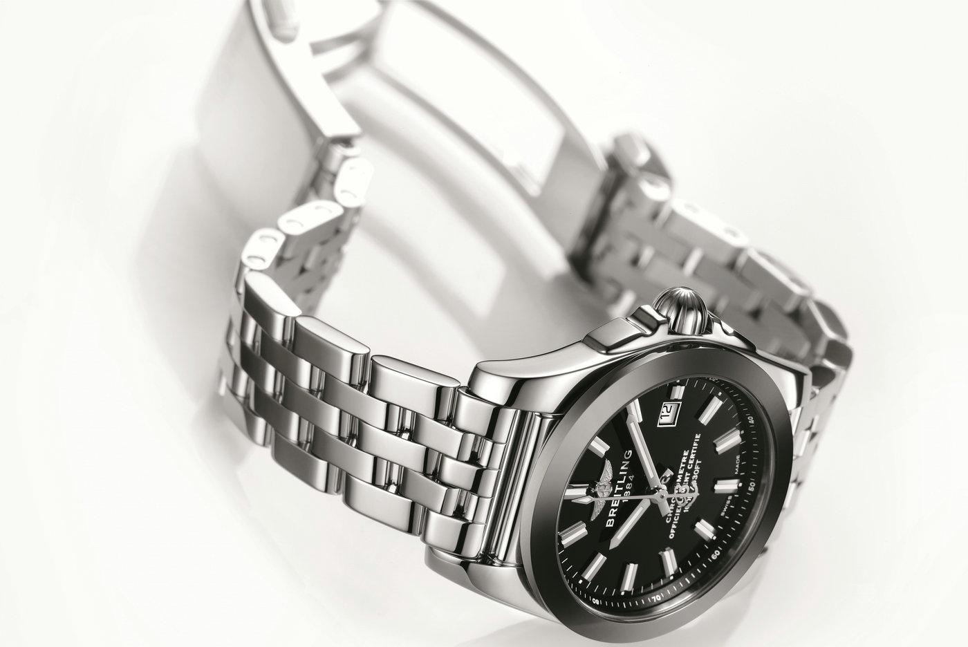 每一刻,为她而动 百年灵银河29腕表