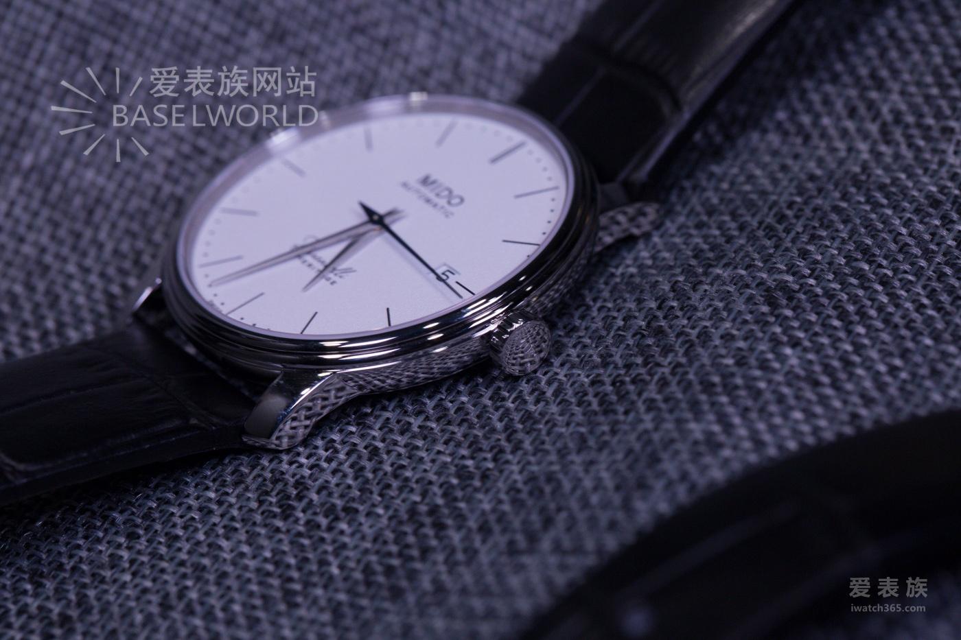 爱表评测 美度贝伦赛丽典藏系列纪念款超薄手表 款式篇