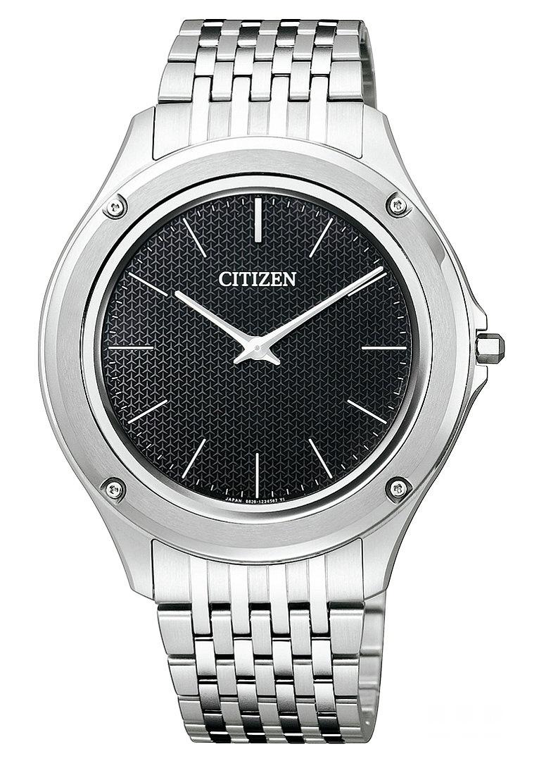 西铁城CITIZEN 2016旗舰款Eco-Drive One—全球最薄光动能腕表,机芯厚度仅1毫米