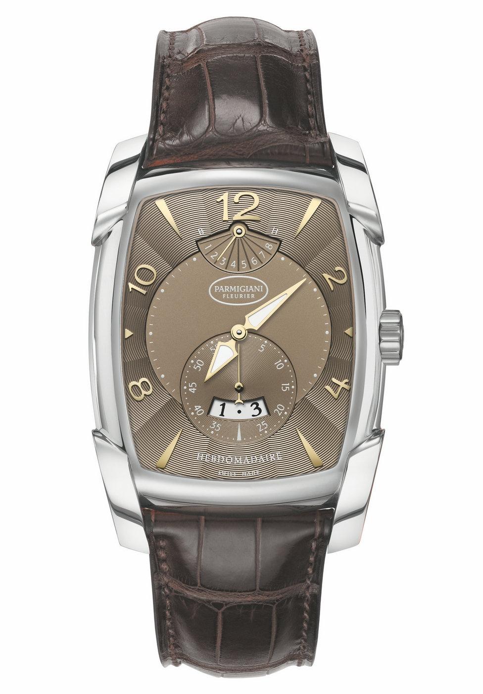 隐藏的瑰宝—帕玛强尼Kalpa Hebdomadaire 20周年纪念款腕表