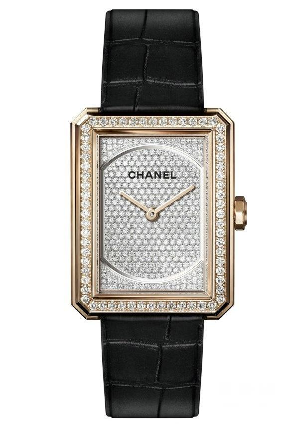 香奈儿Chanel多款特色时计