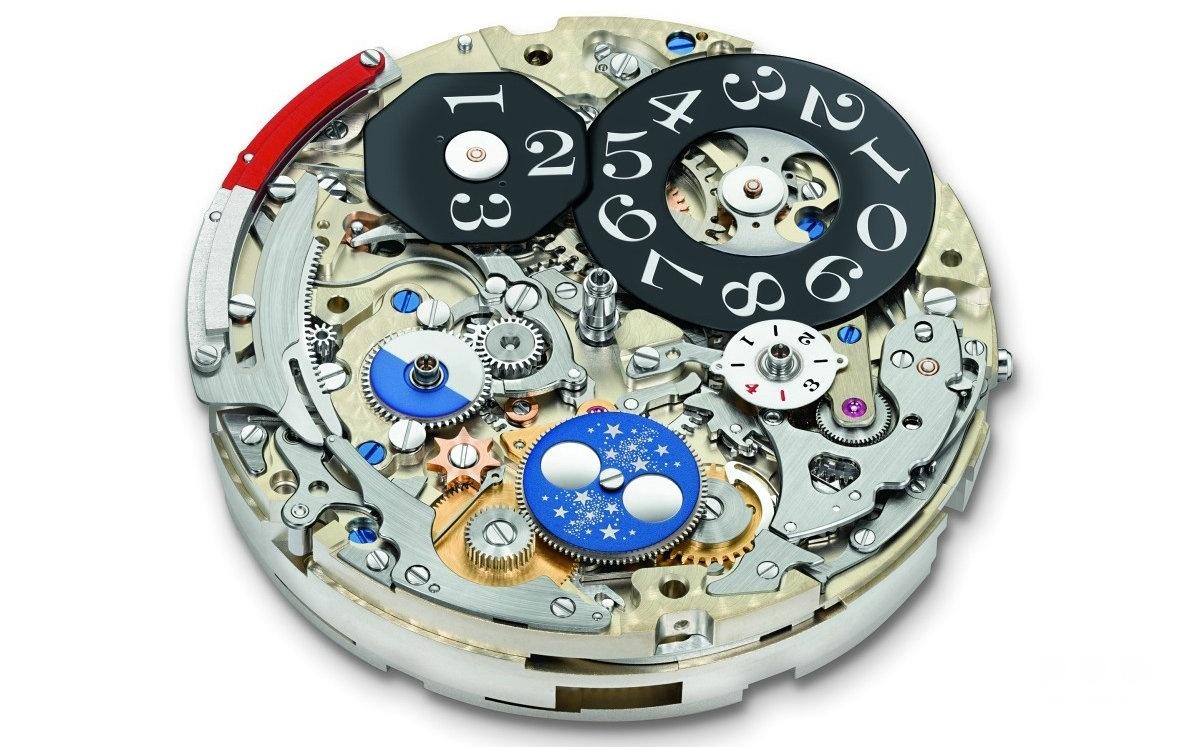 具备万年历和陀飞轮的计时秒表:朗格Datograph Perpetual Tourbillon