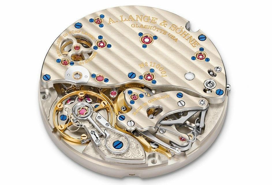 「名符其实」的精准至秒:朗格 Lange & Söhne推出Richard Lange Jumping Seconds腕表