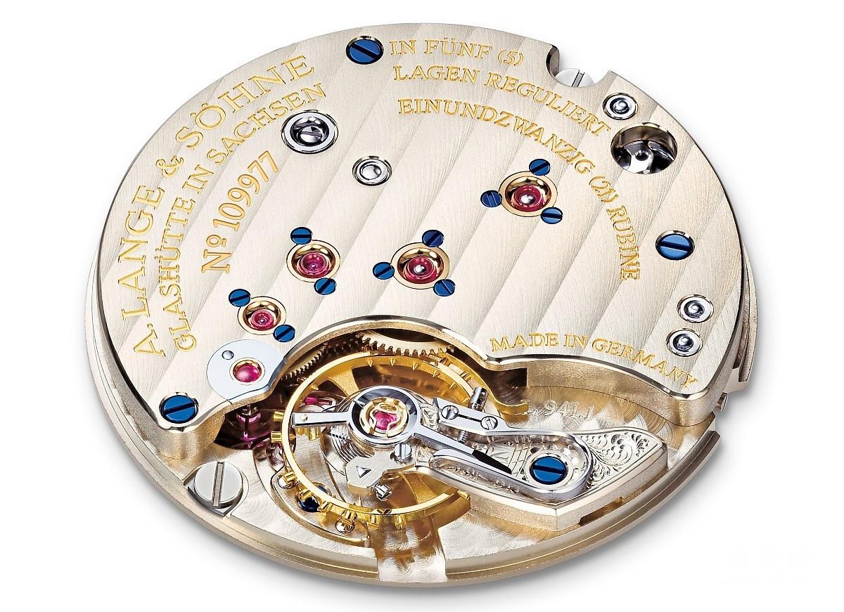 简约中尽见非凡独到:从Saxonia看见朗格为每一枚腕表所注入的精湛工艺