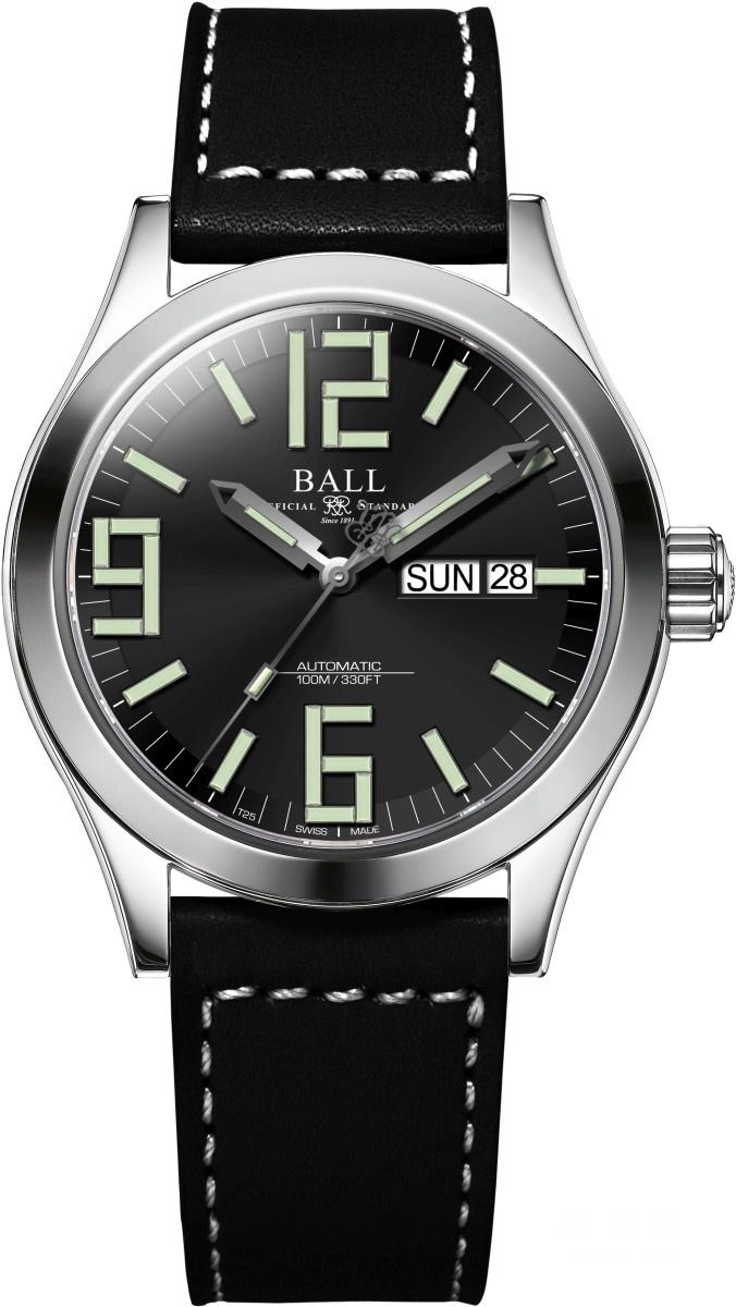 读时极度清晰,耐用一生:庆祝创立125周年,BALL Watch推出Engineer II Genesis腕表
