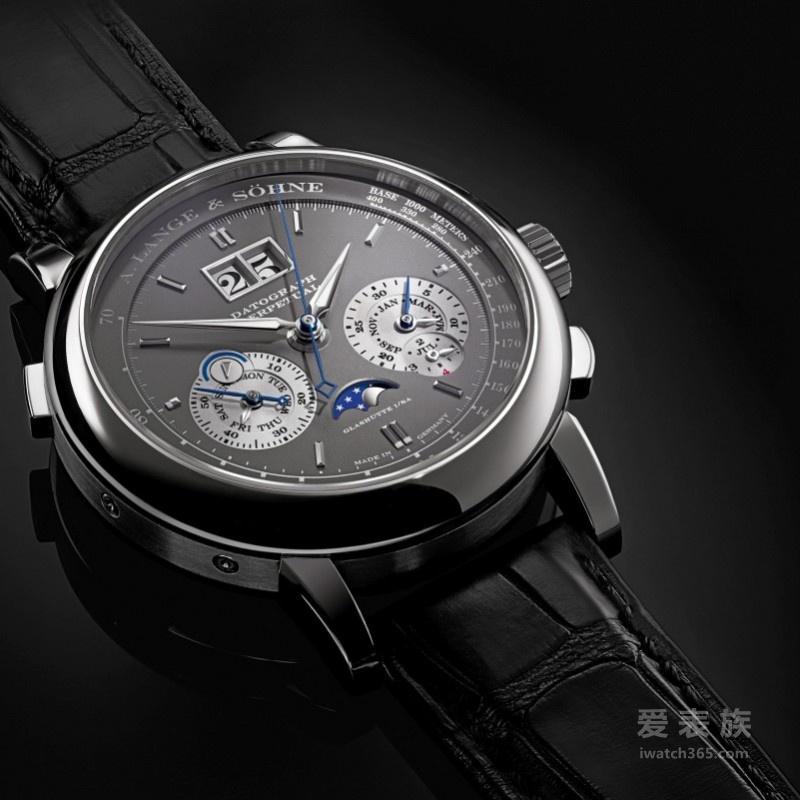 威震八方:八款别具创新意义的A. Lange & Söhne朗格计时秒表
