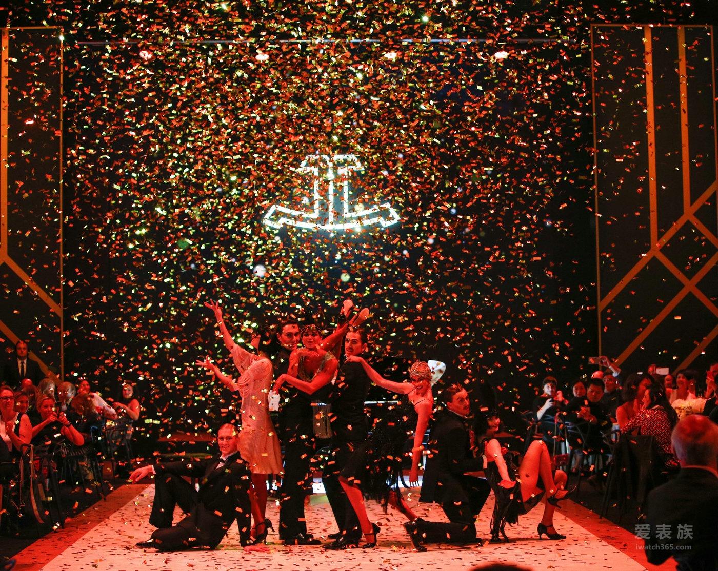 积家Reverso翻转腕表85周年荣耀庆典 燃情威尼斯之夜