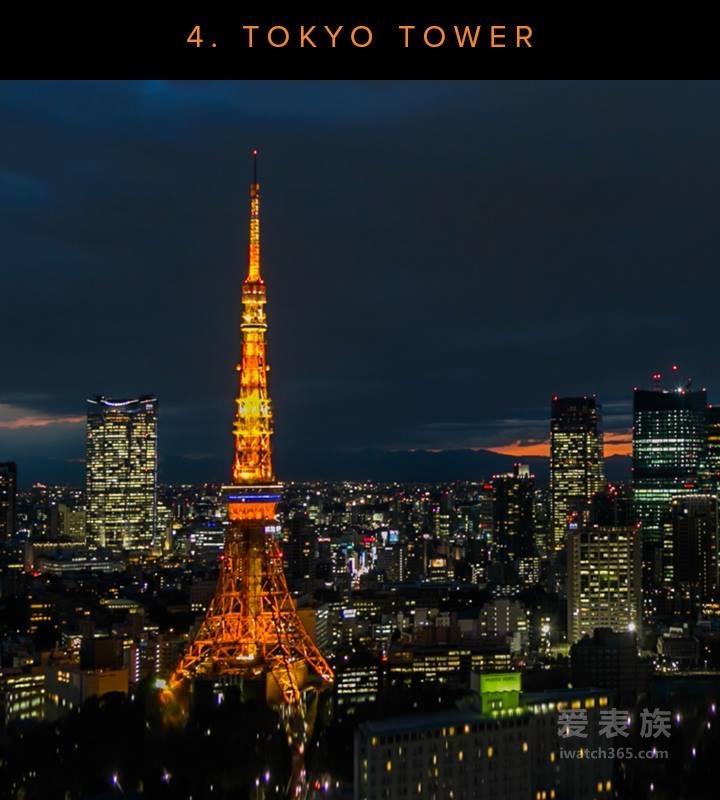 """瑞士美度表""""灵感源于建筑""""全球12城之旅  ——东京:最fashion之城"""