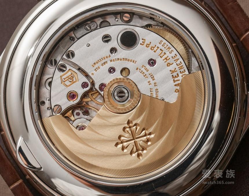 尊贵无伦——百达翡丽5496P-015铂金万年历腕表
