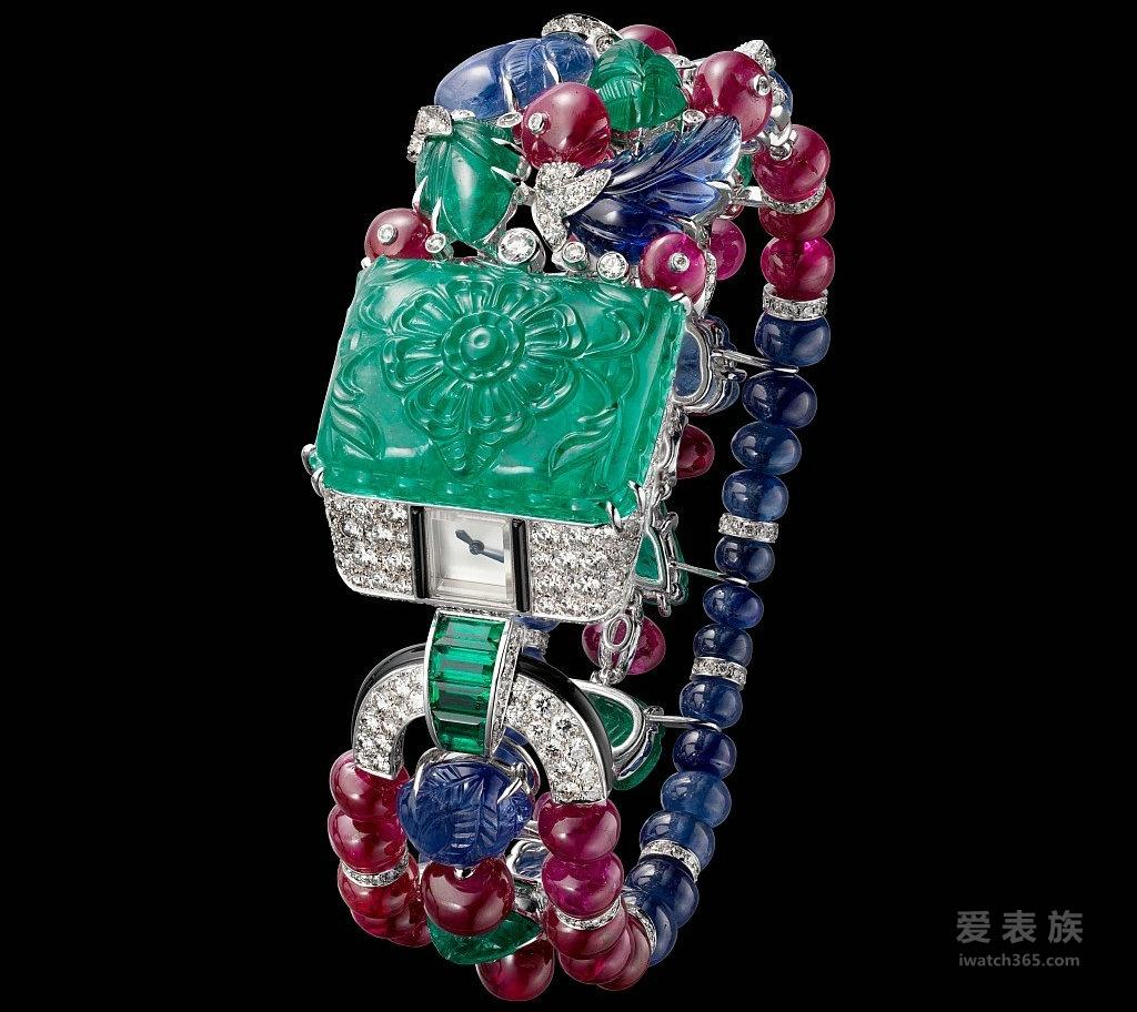 2016卡地亚「珍稀‧时刻」腕表展,首次以三大主题展出全新表款完美展现卡地亚制表世界