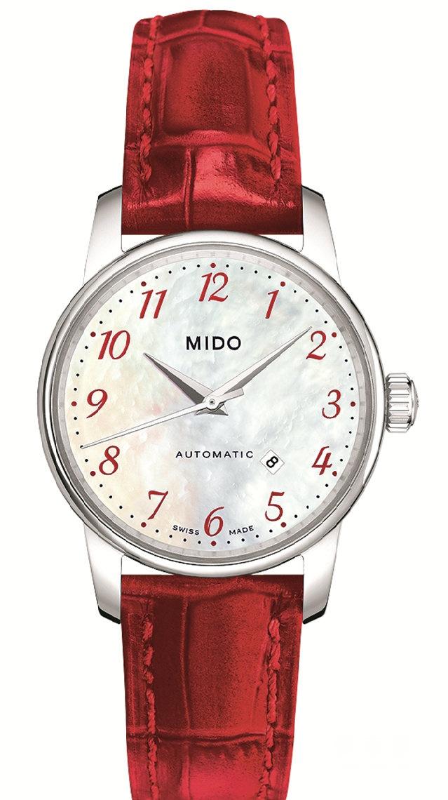 """流金岁月,""""腕""""美时光-瑞士美度表与《安娜的时光Anna's Time》共谱非凡时光之旅"""