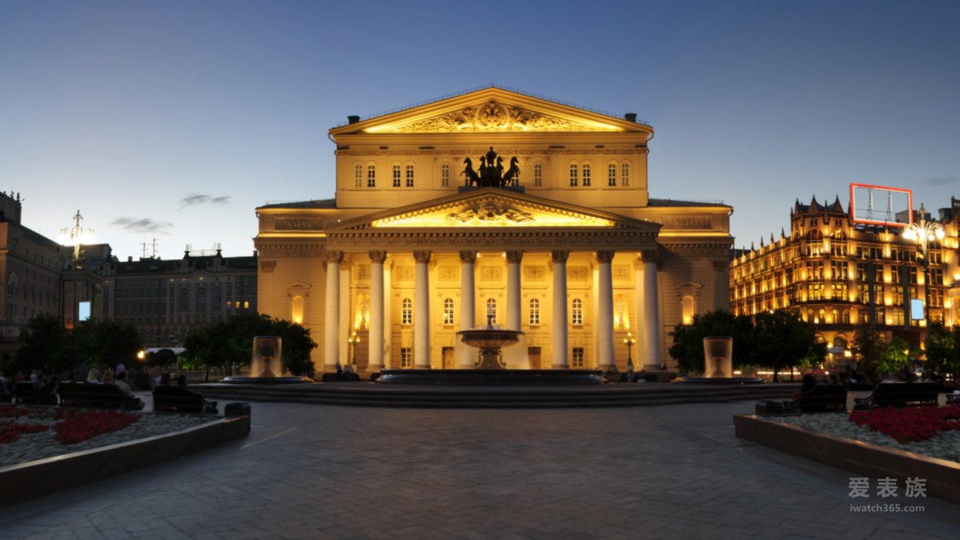 """瑞士美度表""""灵感源于建筑""""全球12城之旅  ——莫斯科:最""""童话""""梦幻之城"""