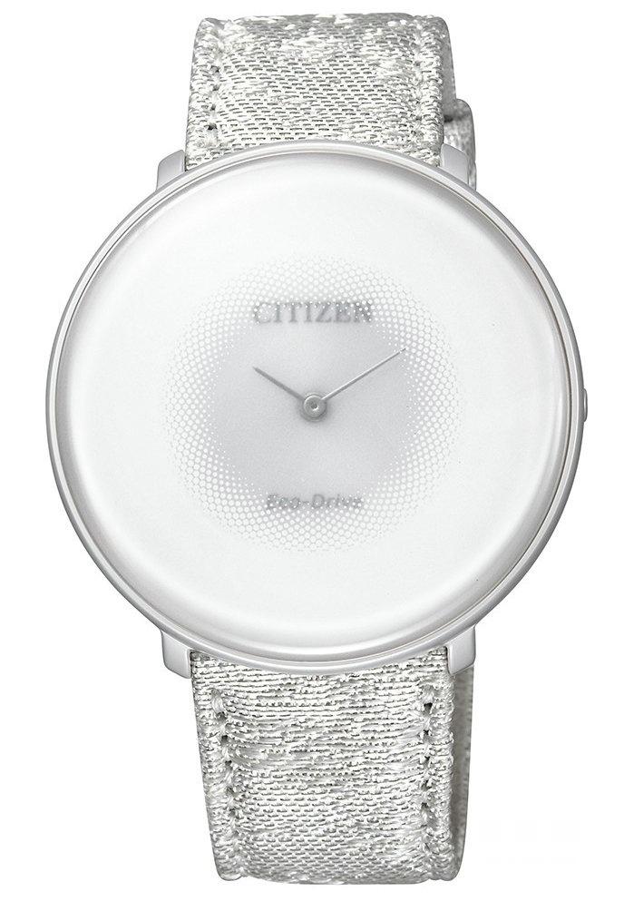 为每位21世纪优雅用心生活的女性打造的新款奢华时尚主义女表:西铁城CITIZEN L胧月