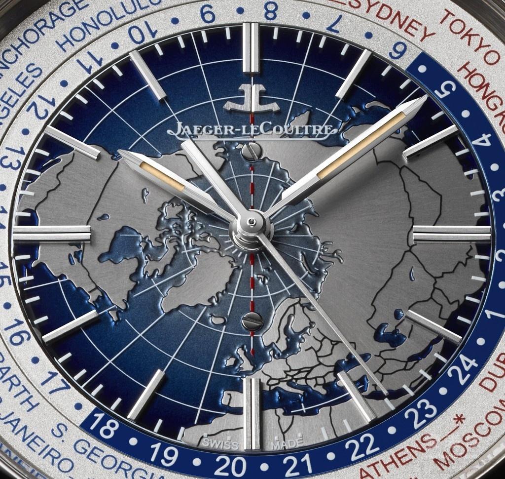 典范之作:积家Geophysic地球物理天文台腕表系列