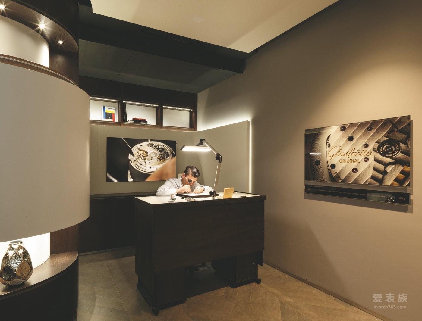 Glashütte Original格拉苏蒂原创再拓全球版图 全新品牌精品店落户维也纳和巴黎