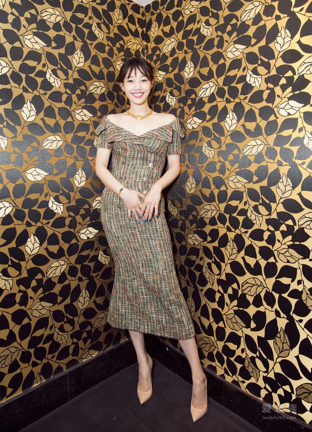 香奈儿—— 白百何─金鸡百花电影节 +《从你的全世界路过》 电影首映