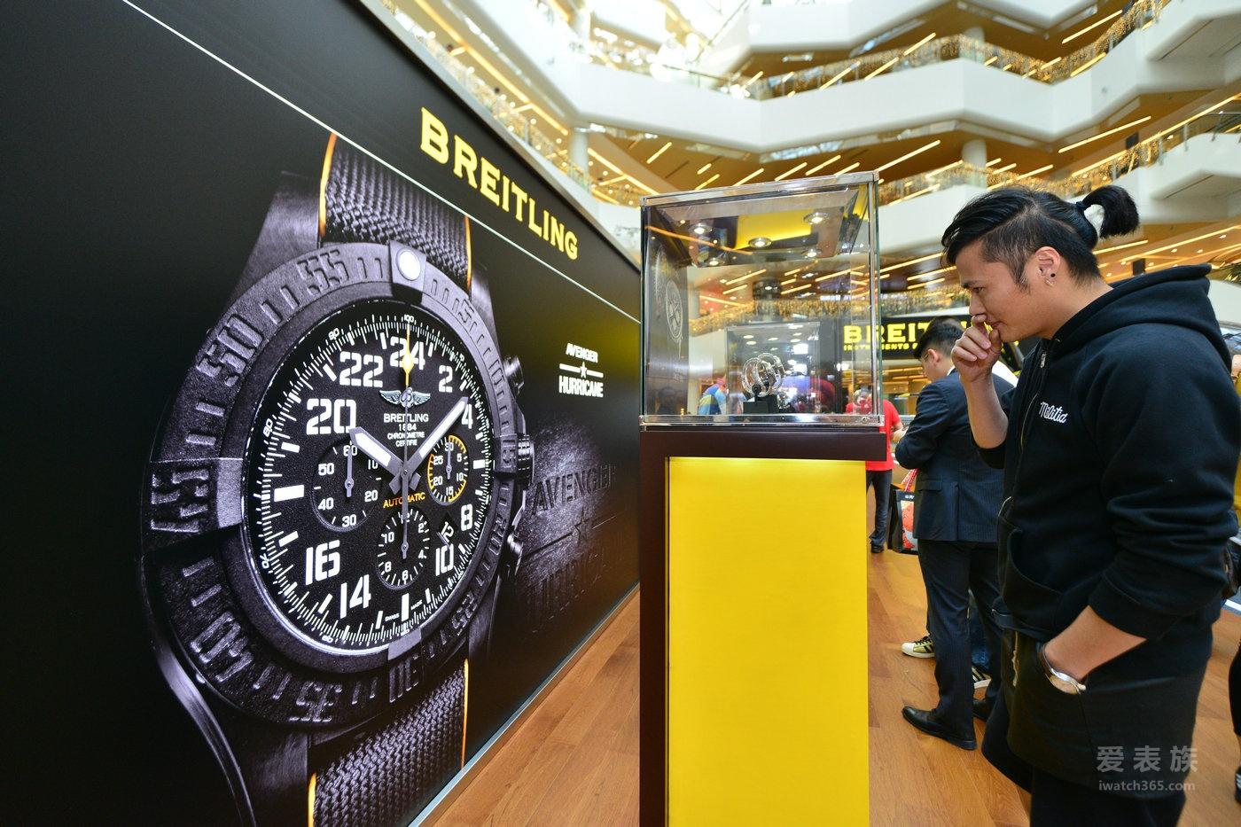 天津首家百年灵店正式开业