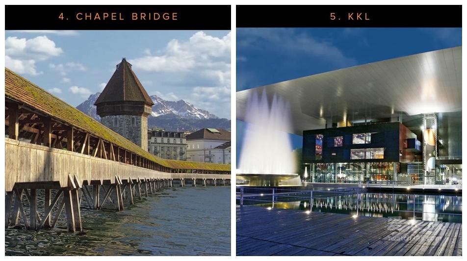 """瑞士美度表""""灵感源于建筑""""全球之旅—卢塞恩站&首尔站"""