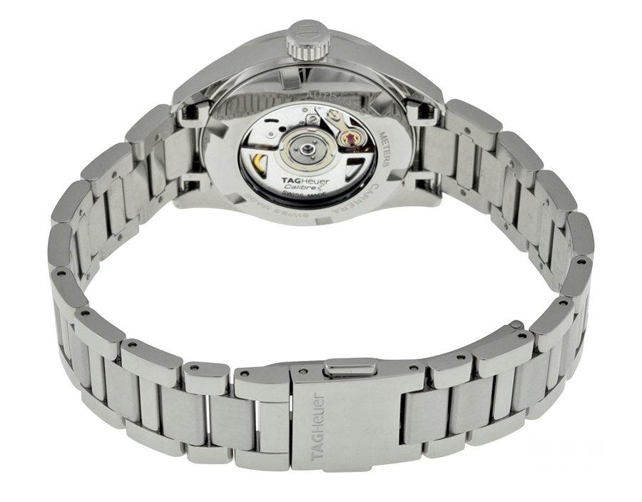 泰格豪雅卡莱拉女士系列机械手表WAR2416.BA0776