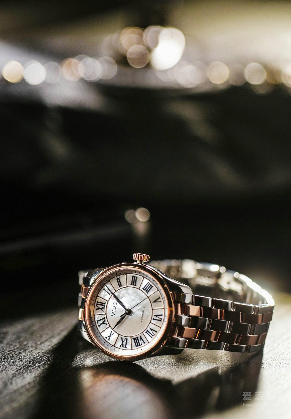 炫目溢彩,腕间独爱 瑞士美度表布鲁纳系列女士腕表全新上市