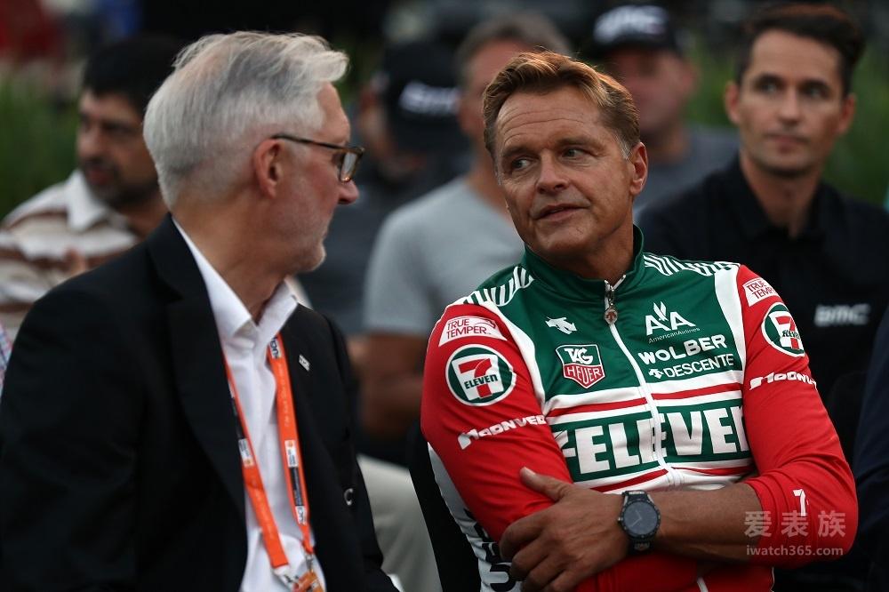 睽违20年,TAG Heuer泰格豪雅重回自行车赛场 与BMC竞速车队携手合作