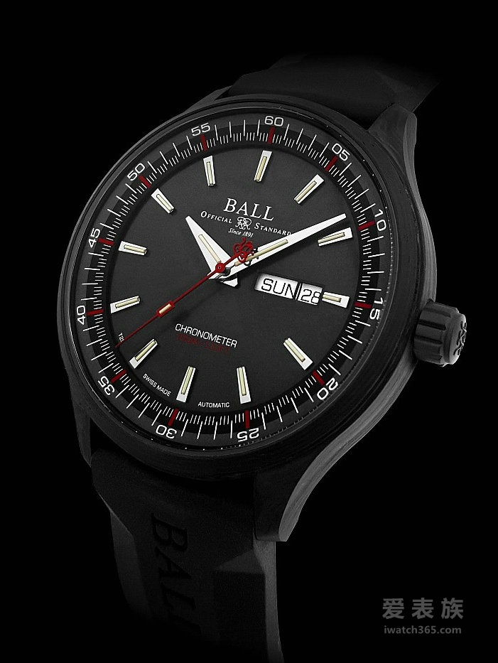 BALL Watch Engineer II Volcano腕表在台展售