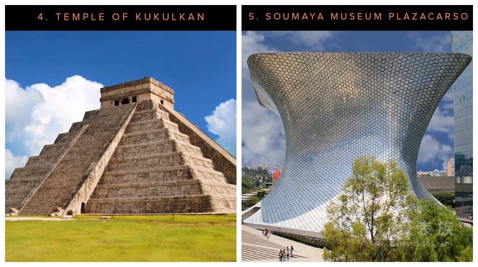 """瑞士美度表""""灵感源于建筑""""全球12城之旅  ——墨西哥:最神秘之城"""