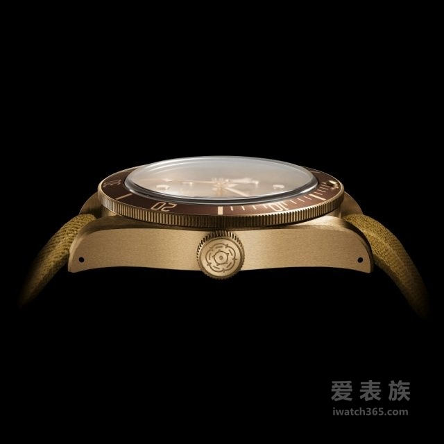 帝舵Heritage Black Bay Bronze青铜腕表