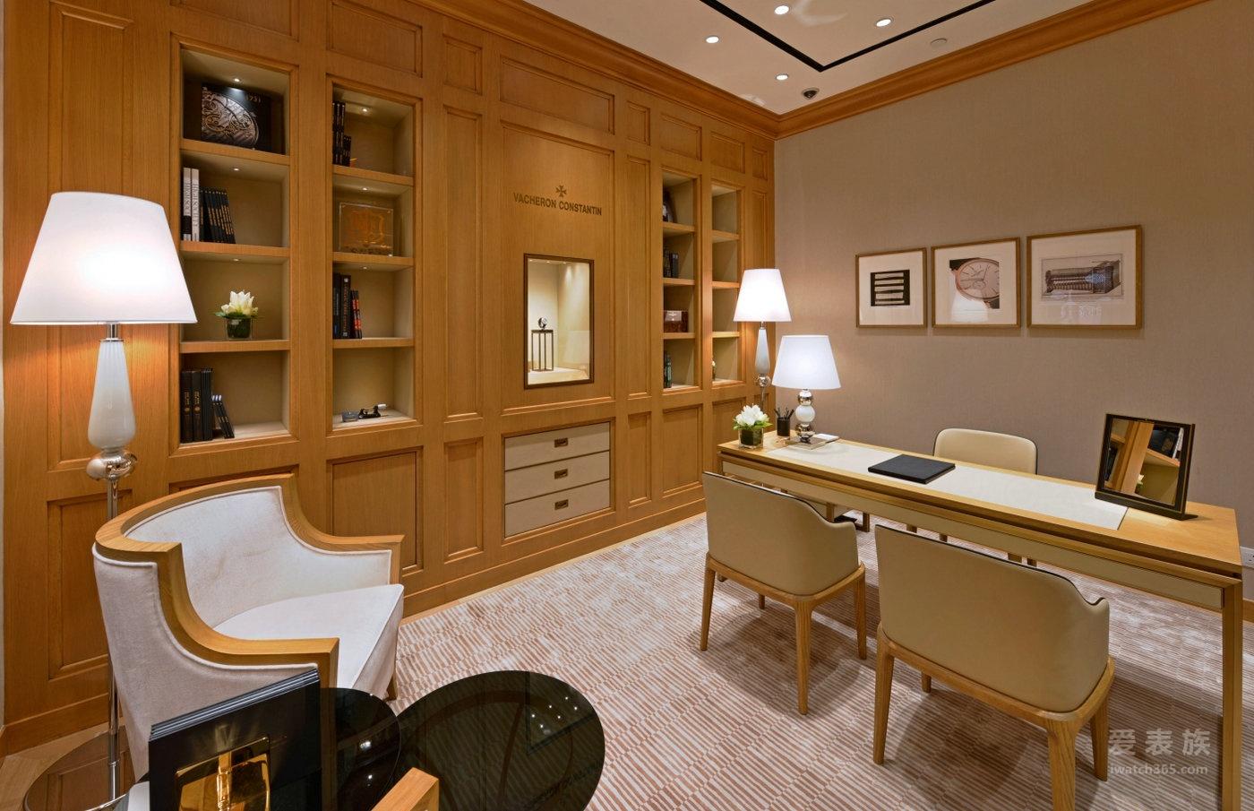 最新江诗丹顿专卖店已于澳门永利皇宫隆重开幕