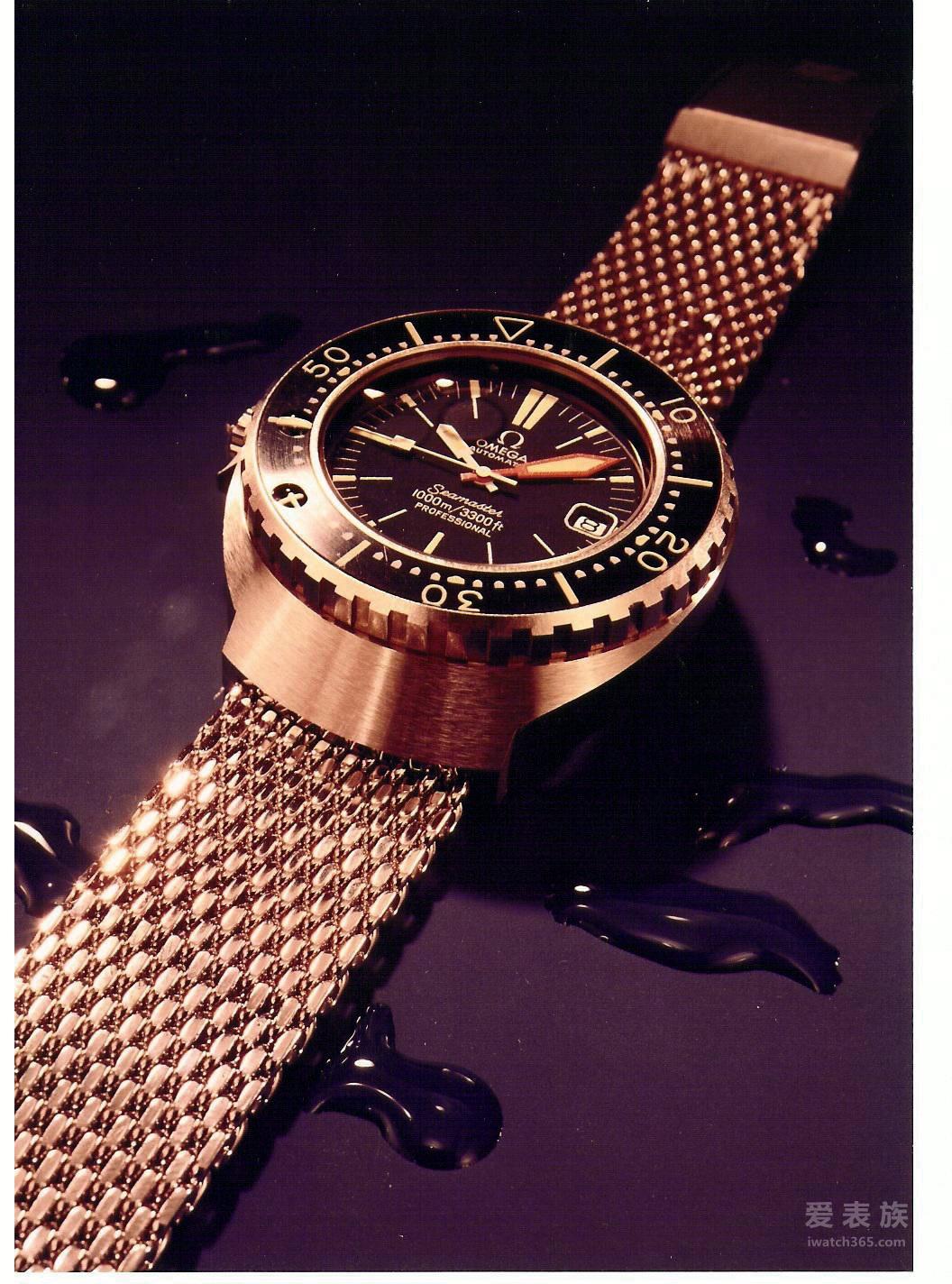 欧米茄海马系列十大经典腕表