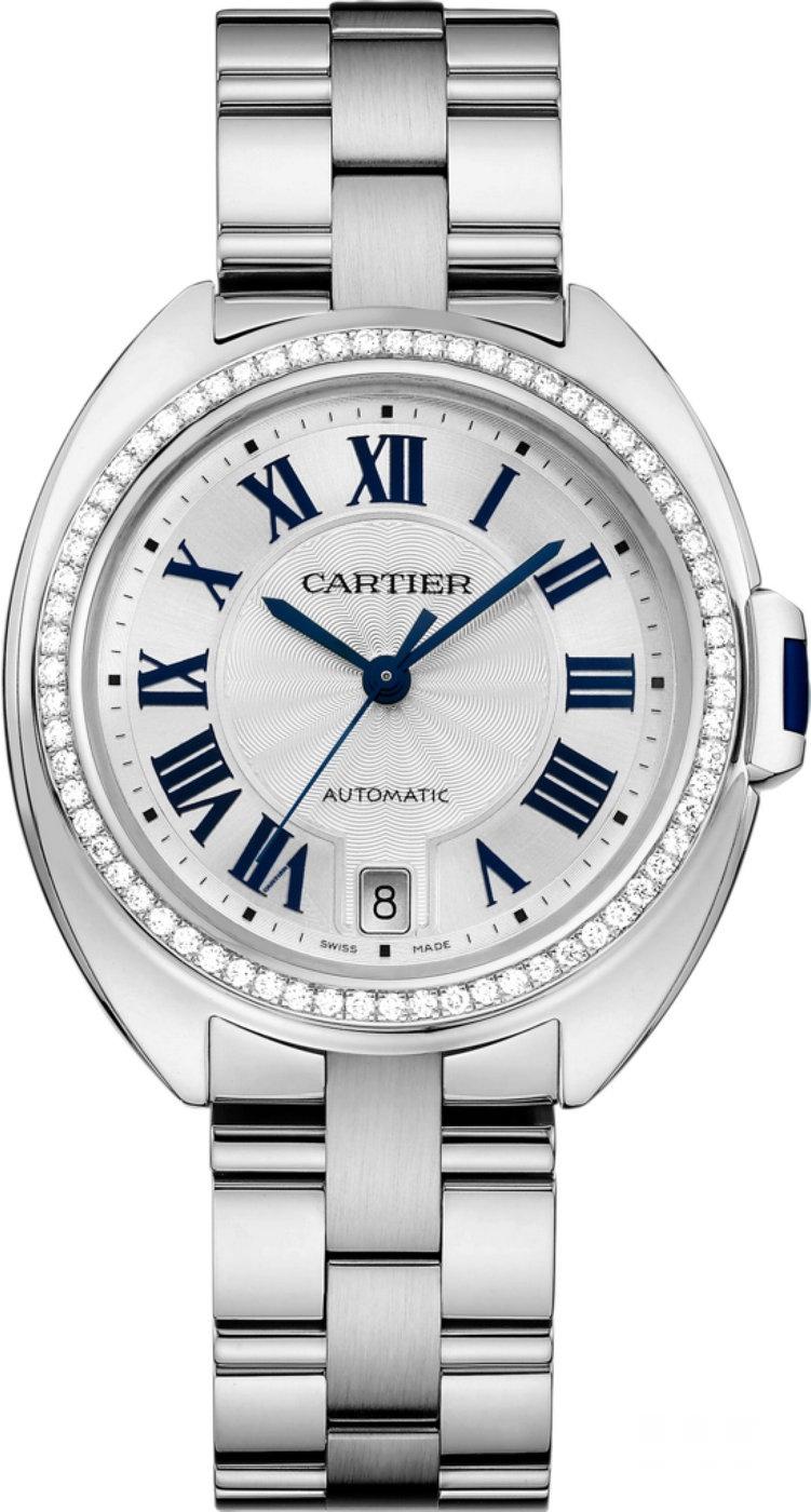 简约优雅的质感  恰到好处的性感 索菲亚·科波拉眼中的Clé de Cartier腕表