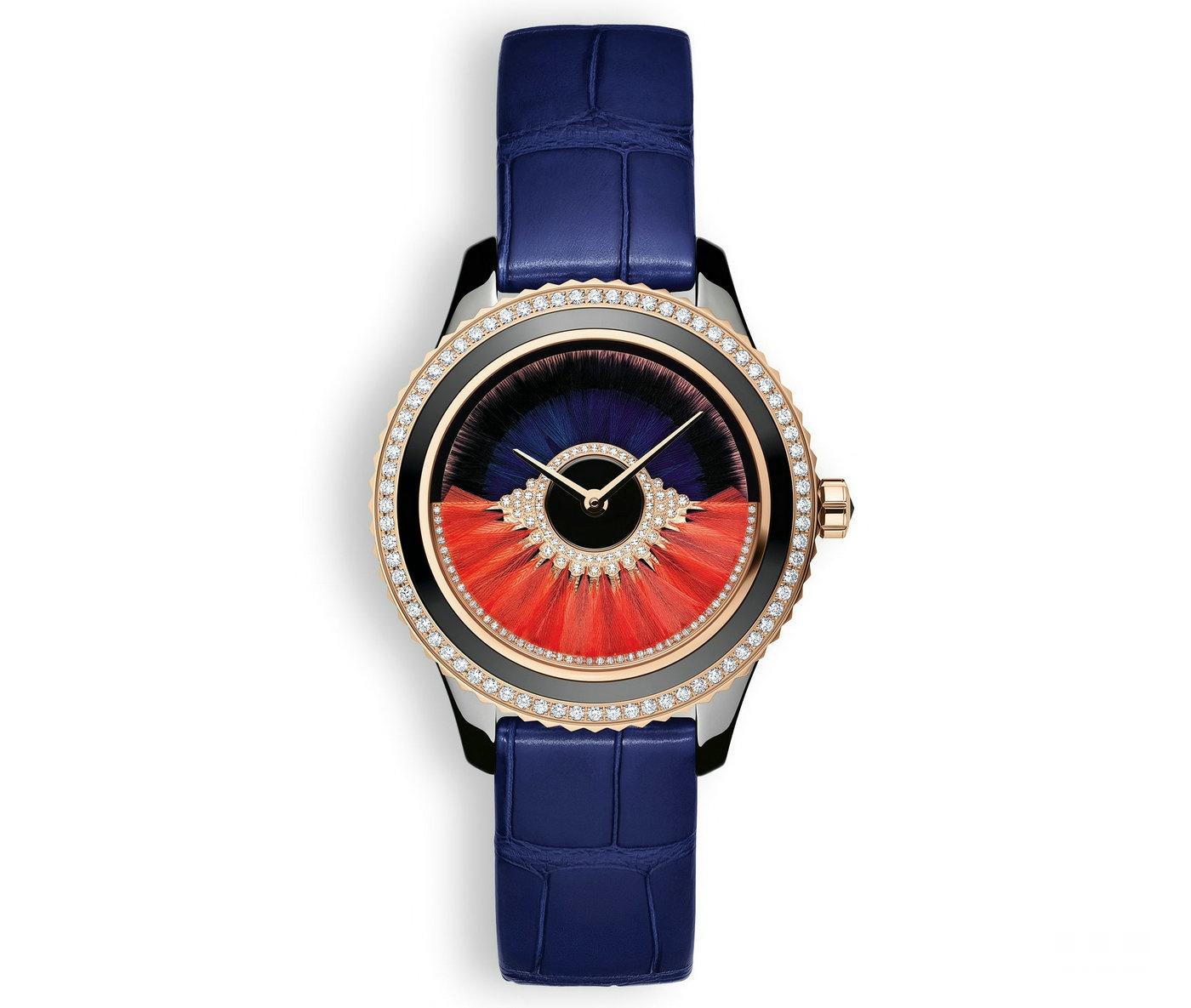 腕上的舞会:Dior VIII Grand Bal Cancan腕表