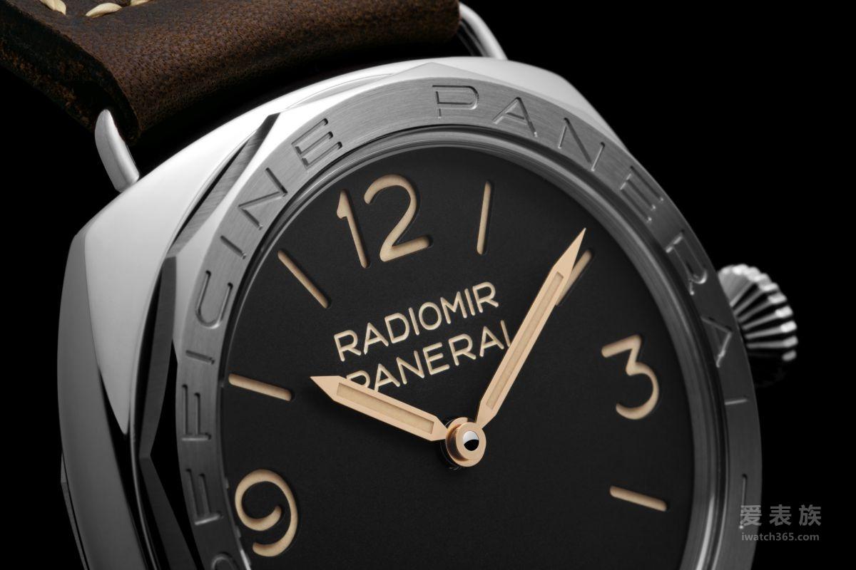 沛纳海Radiomir系列47毫米3日动力储存精钢腕表PAM00685