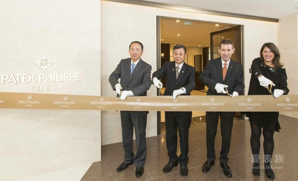 完美落实PP印记于售后服务的最终承诺:台湾百达翡丽服务中心正式开幕
