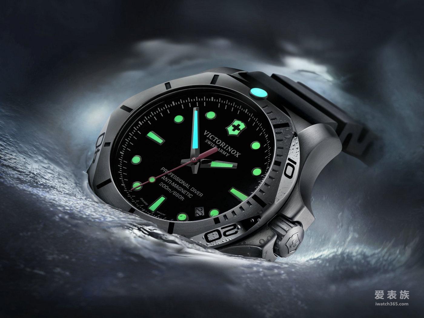 无敌坚硬汉:维氏I.N.O.X. Professional Diver