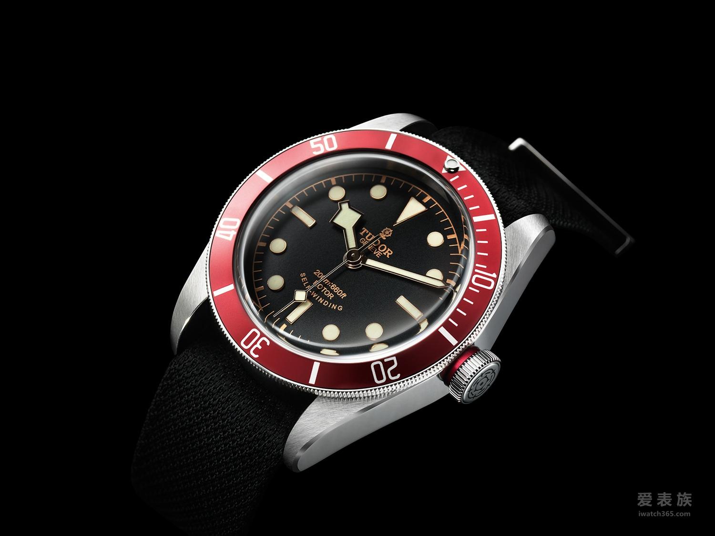 岁月的颜色---帝舵Black Bay Bronze古铜腕表