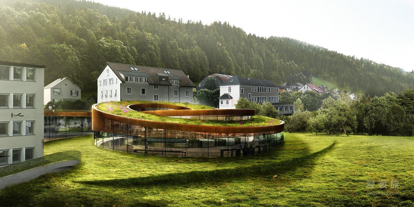 """爱彼全新博物馆""""创始人源邸""""于瑞士布拉苏丝开启兴建"""