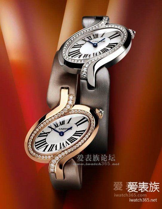 女老板戴啥表--女装腕表推荐