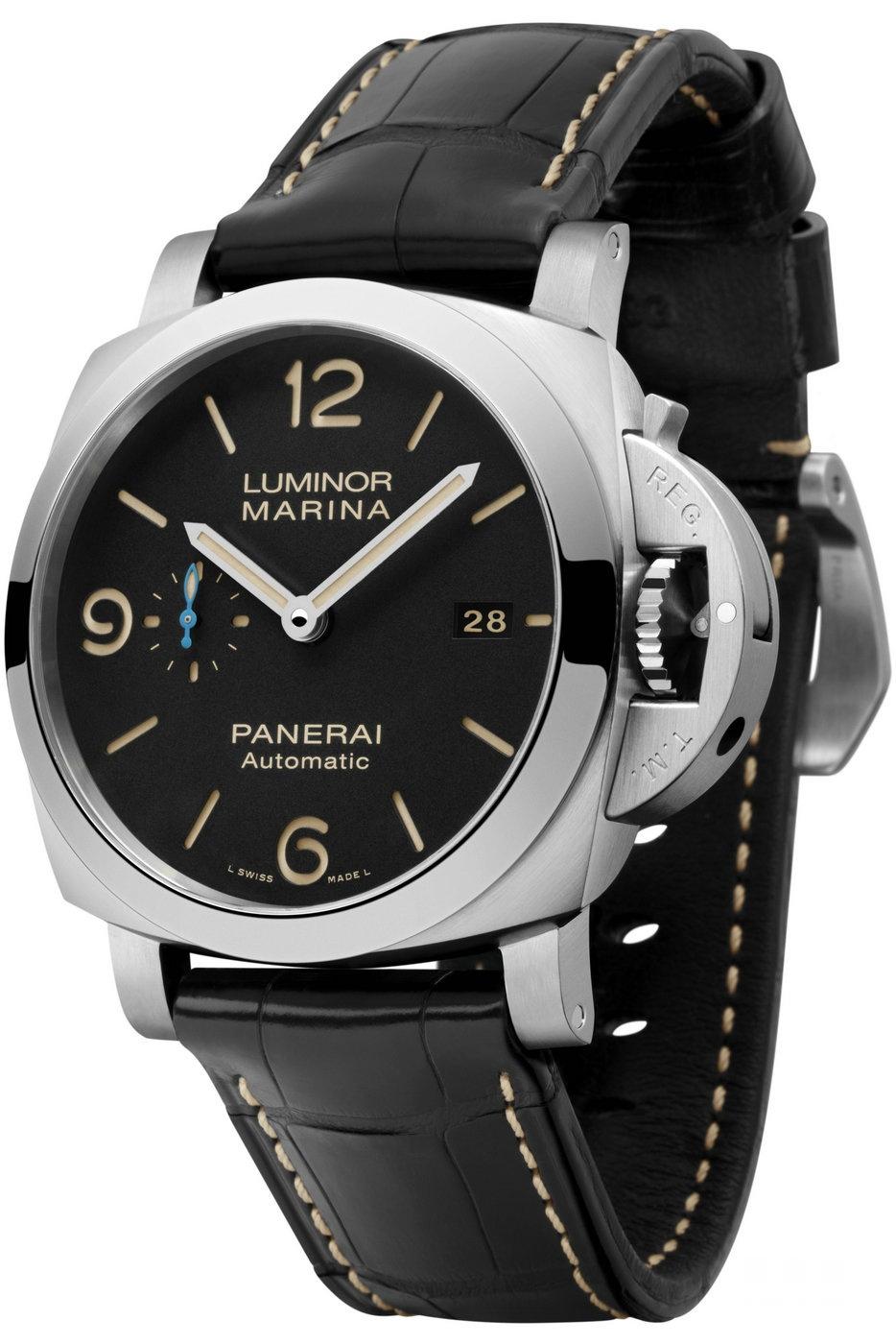 沛纳海Luminor Marina 1950 3日动力储存自动腕表
