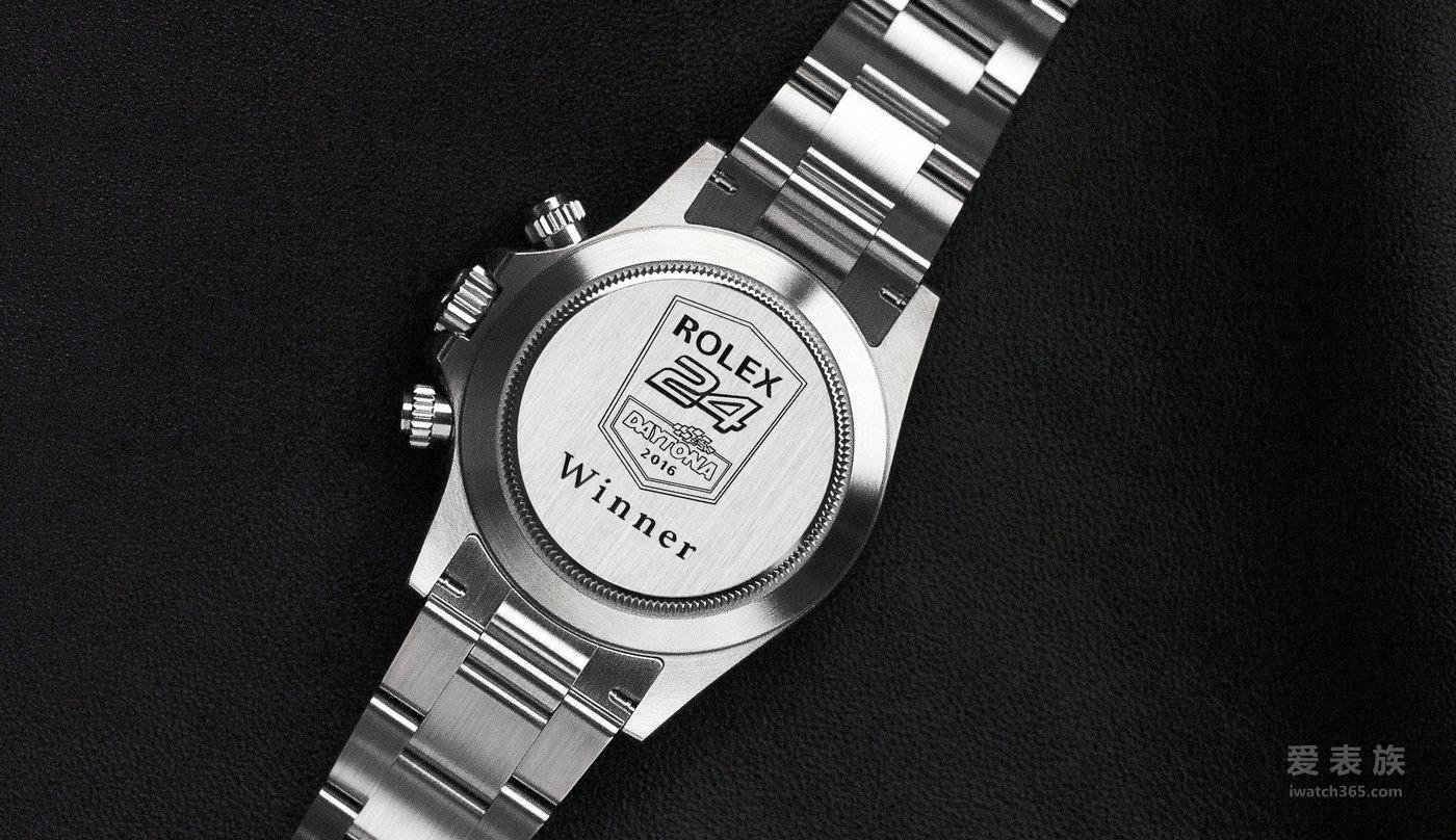 劳力士蚝式恒动宇宙计型迪通拿 为速度而生的计时表